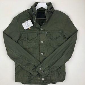 Levi's Commuter Hooded Trucker Jacket